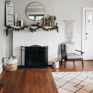 Home Renovations - Fireplace repairs - chimney cleaning