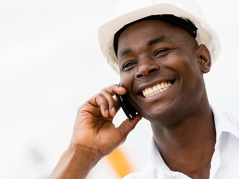 kandua diy coach construction guy smiling