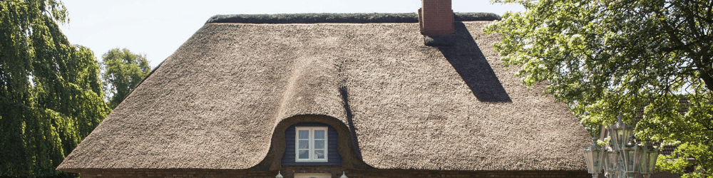 Thatched roof price