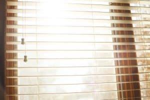 window, blinds, decor