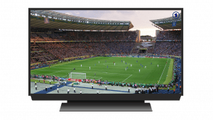 tv repairs, look, football